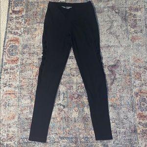 Black Victoria Secret sport leggins